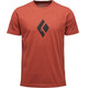 Black Diamond M's Climb Icon SS Tee Brick